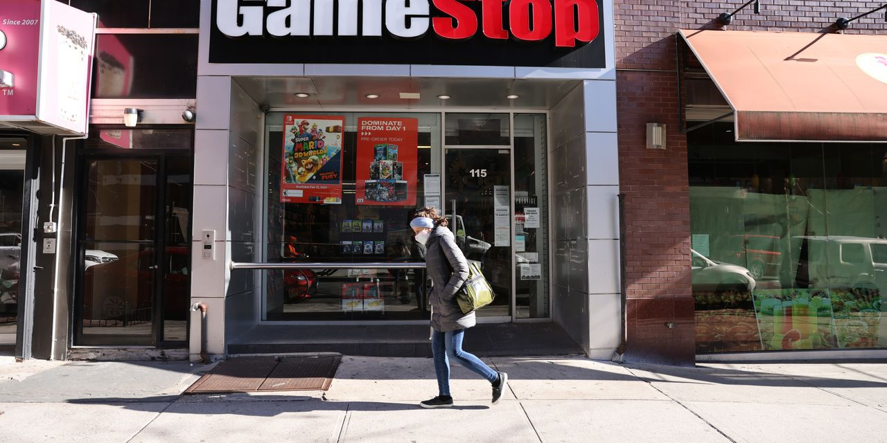 SEC report on GameStop saga declines to rule on causes of trade restrictions