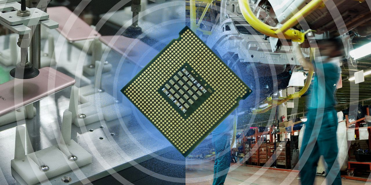 Worldwide chip shortage expected to last into next year, and that's good news for semiconductor stocks