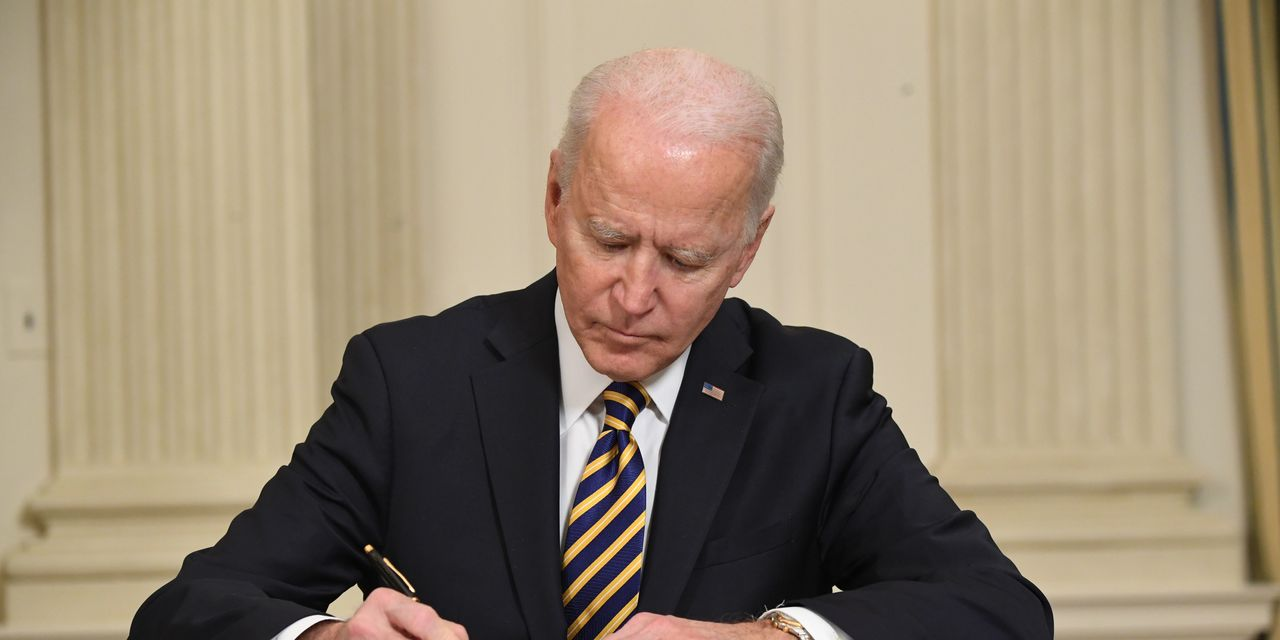 Biden signs executive order tied to semiconductor shortage