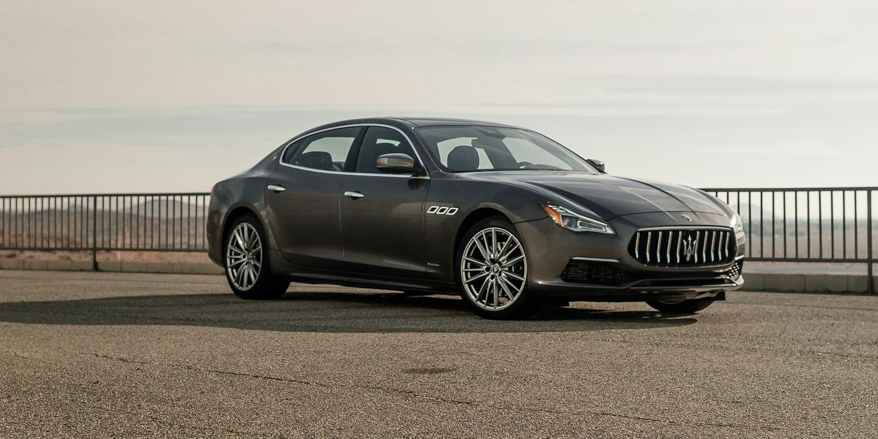 Restyled 2021 Maserati Quattroporte offers a potent new performance model