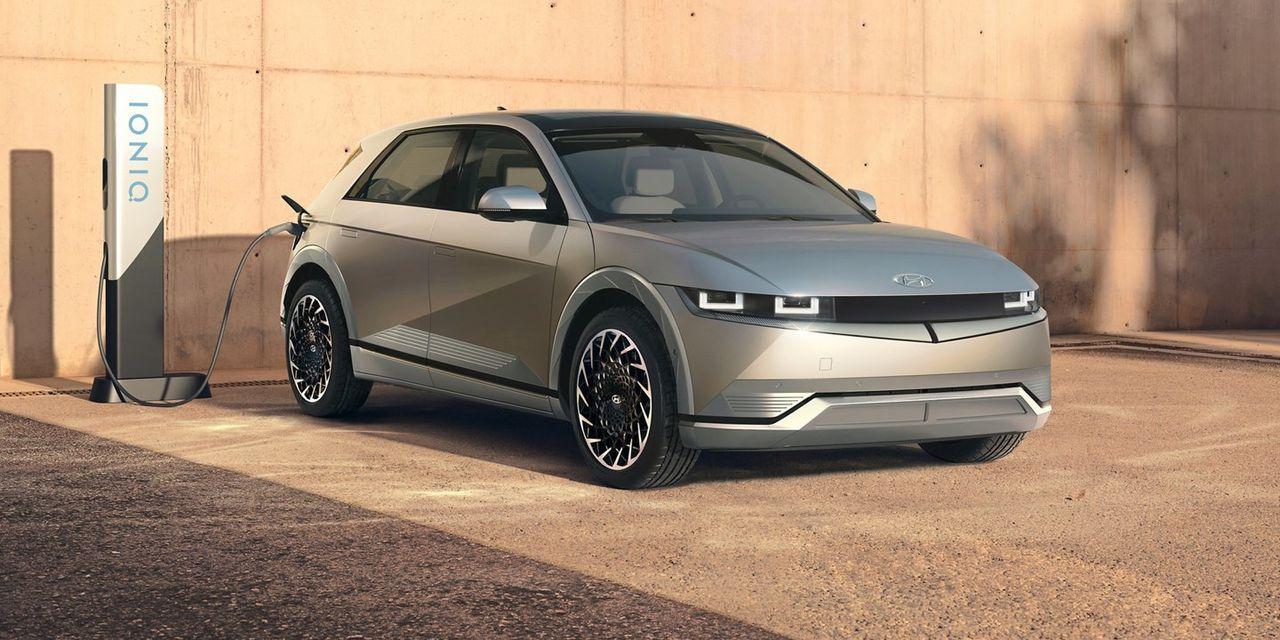 Five facts about the futuristic 2022 Hyundai Ioniq 5
