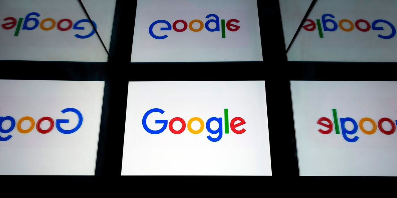 Google ad sales push Alphabet earnings to record stock heads toward new high – MarketWatch