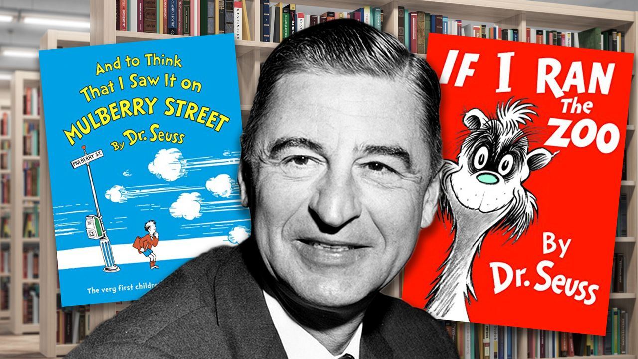 Dr. Seuss is not canceled — but six of his books are being shelved