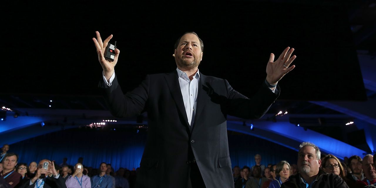Opinion: Salesforce, at an inflection point, has big ambitions