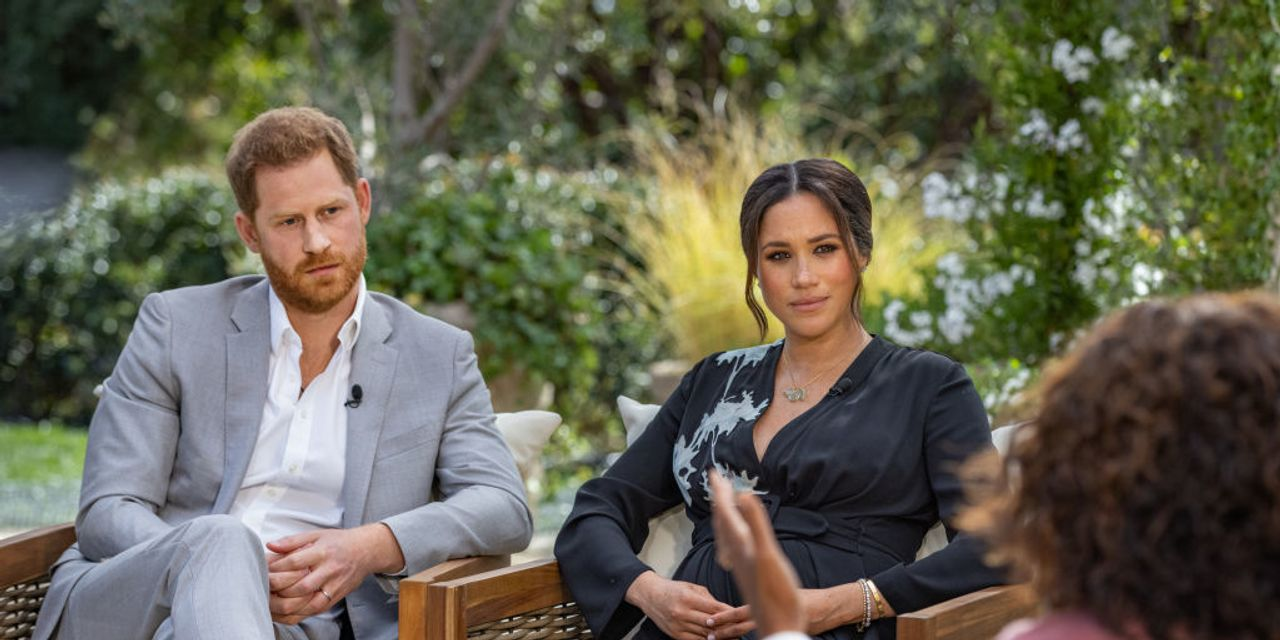 CBS paid over $ 7 million for an interview with Prince Harry and Meghan Markle with Oprah
