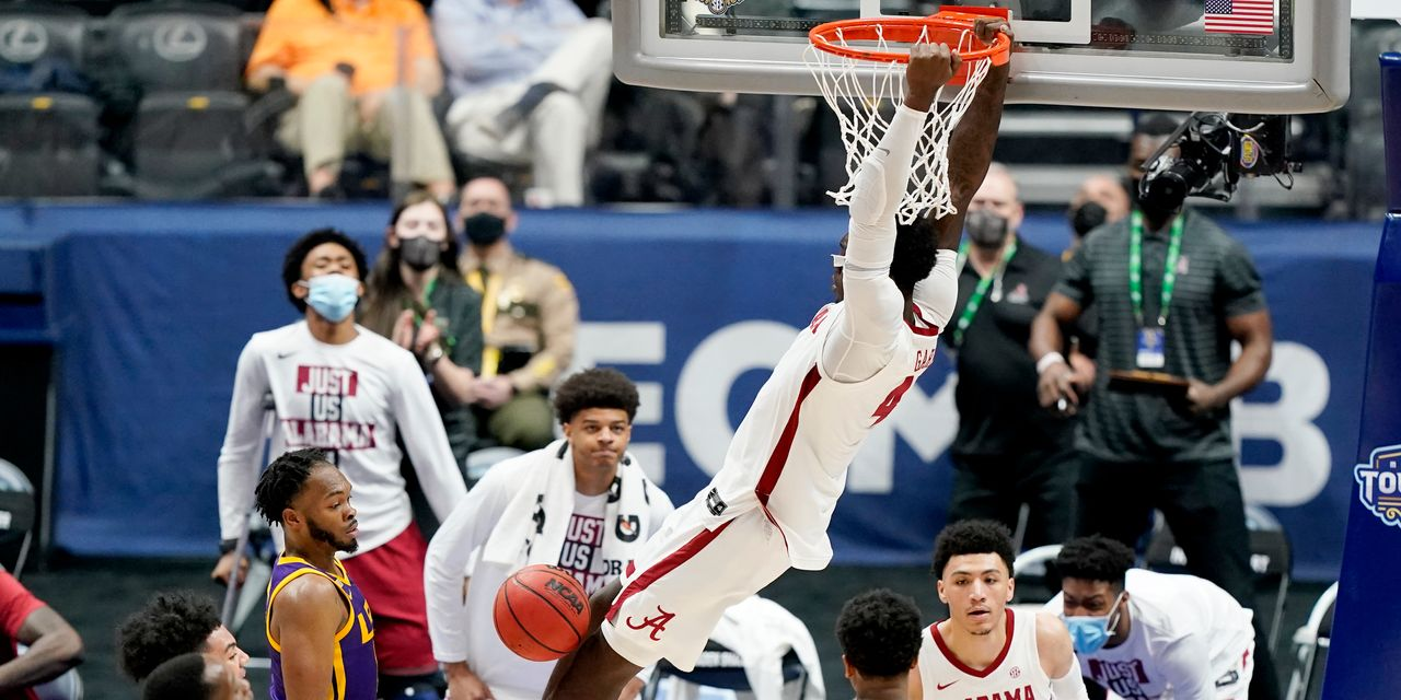 Bingeing March Madness: Here's how to stream the 2021 Men's NCAA Tournament