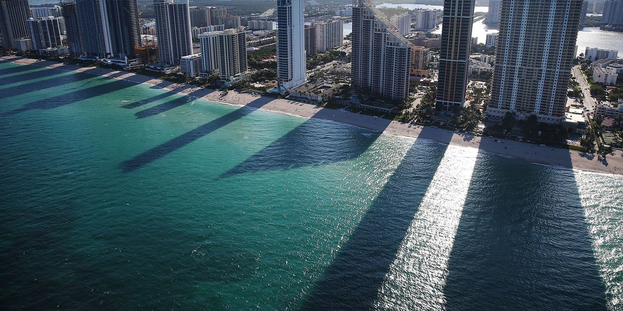 Opinion: How Biden's climate-change directives could wind up cooling real estate markets on the coasts