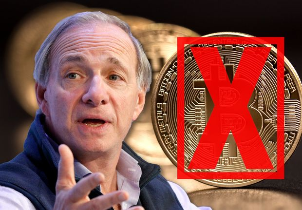 Bitcoin could become 'outlawed the way gold was outlawed' in 1934,  speculates Bridgewater's Dalio - MarketWatch