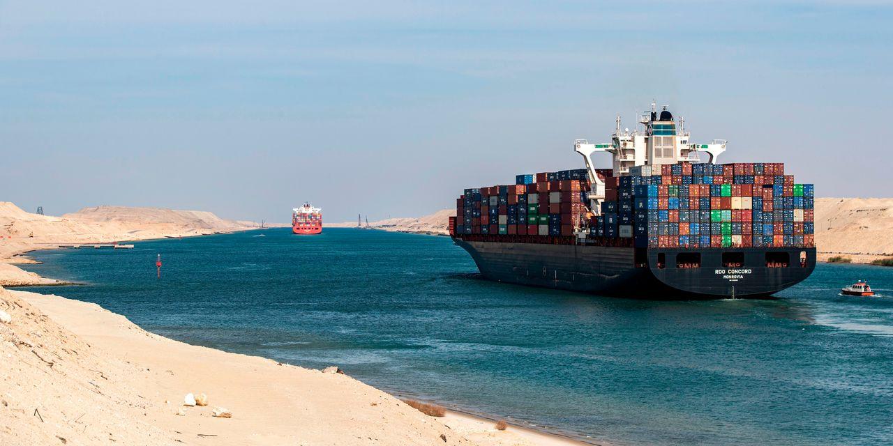 El déficit comercial de bienes de EE. UU. Aumenta