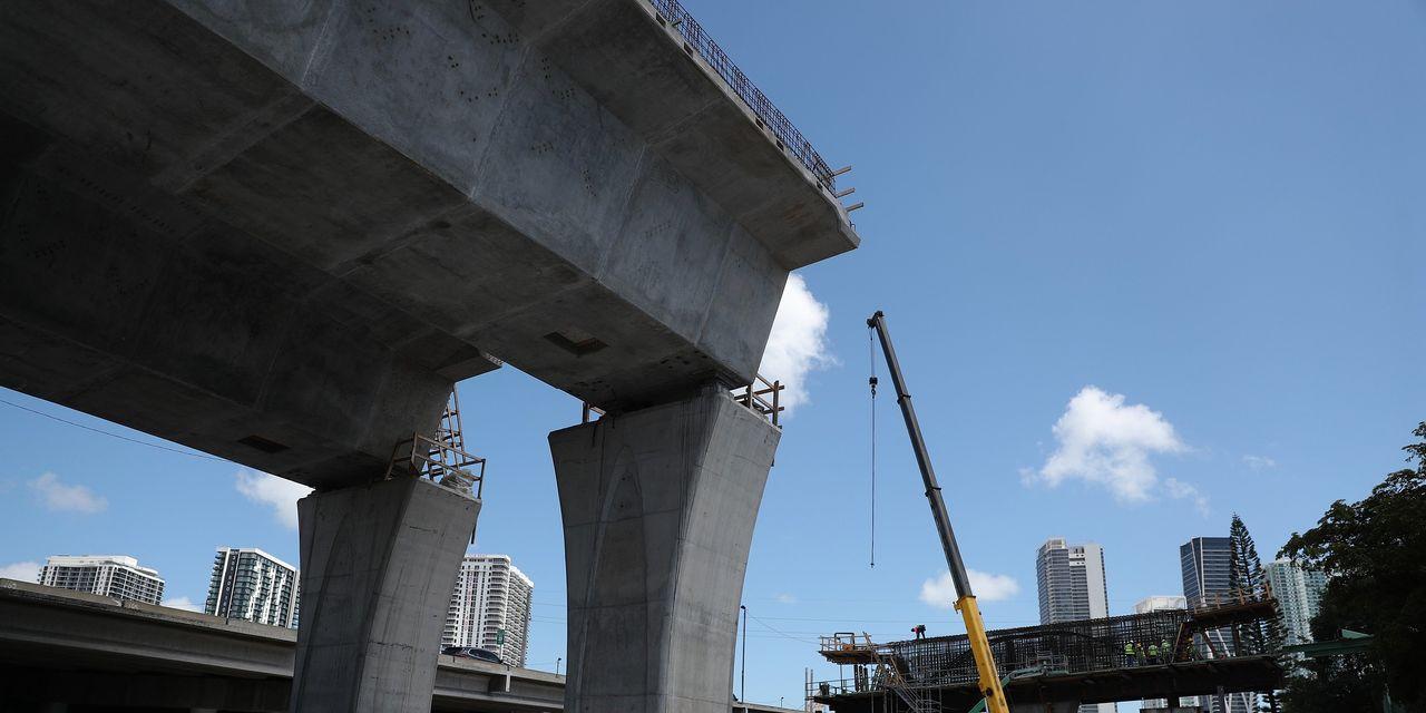 Senate Republicans' opening infrastructure bid: $568 billion