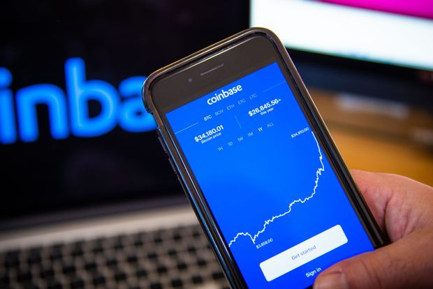 Coinbase Reference Price Set At 250 As It Prepares To Go Public Wednesday Marketwatch