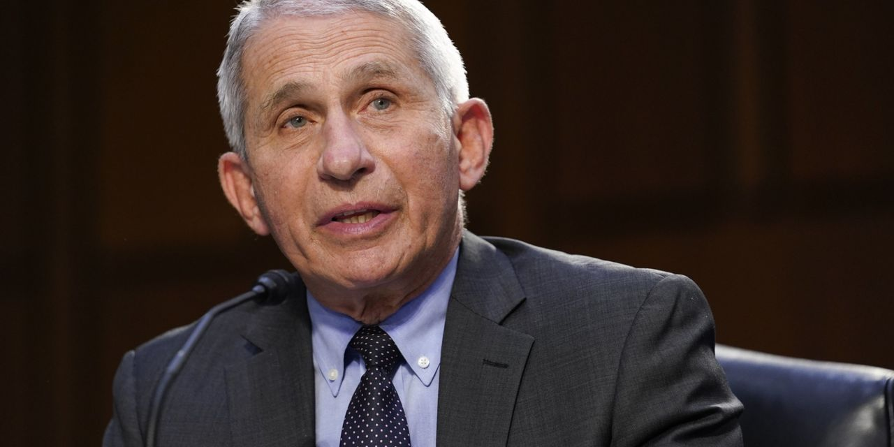 Fauci says pandemic has exposed 'undeniable effects of racism'