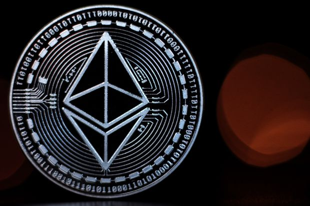 """Ethereum"" (ETH ) - grindys decentralizuotai ateičiai"