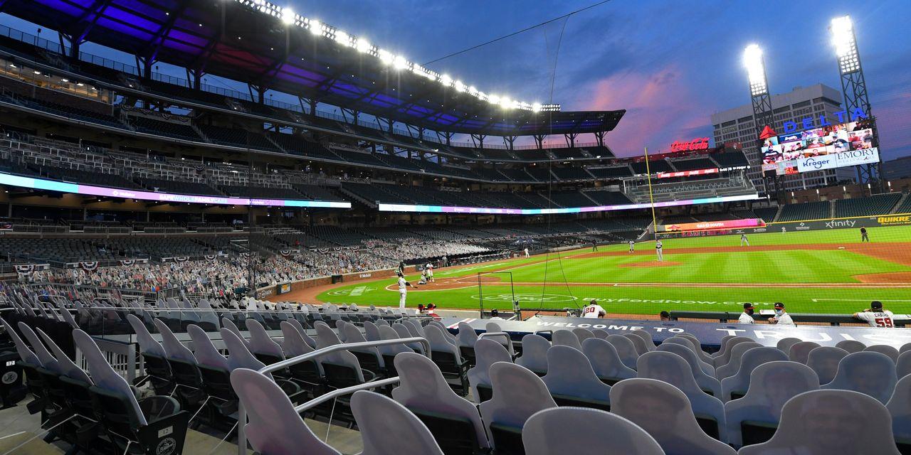 Atlanta pierde el juego de estrellas del béisbol