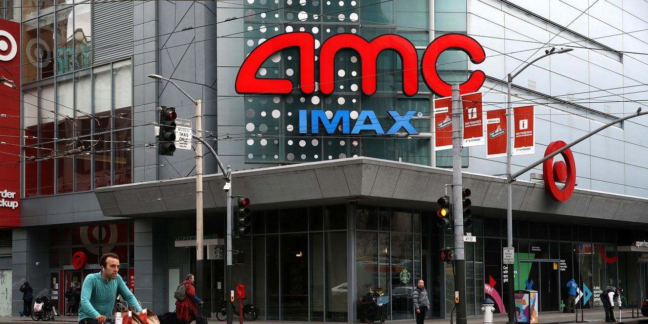 AMC Entertainment shares are returning after analyst B. Riley turned a bull