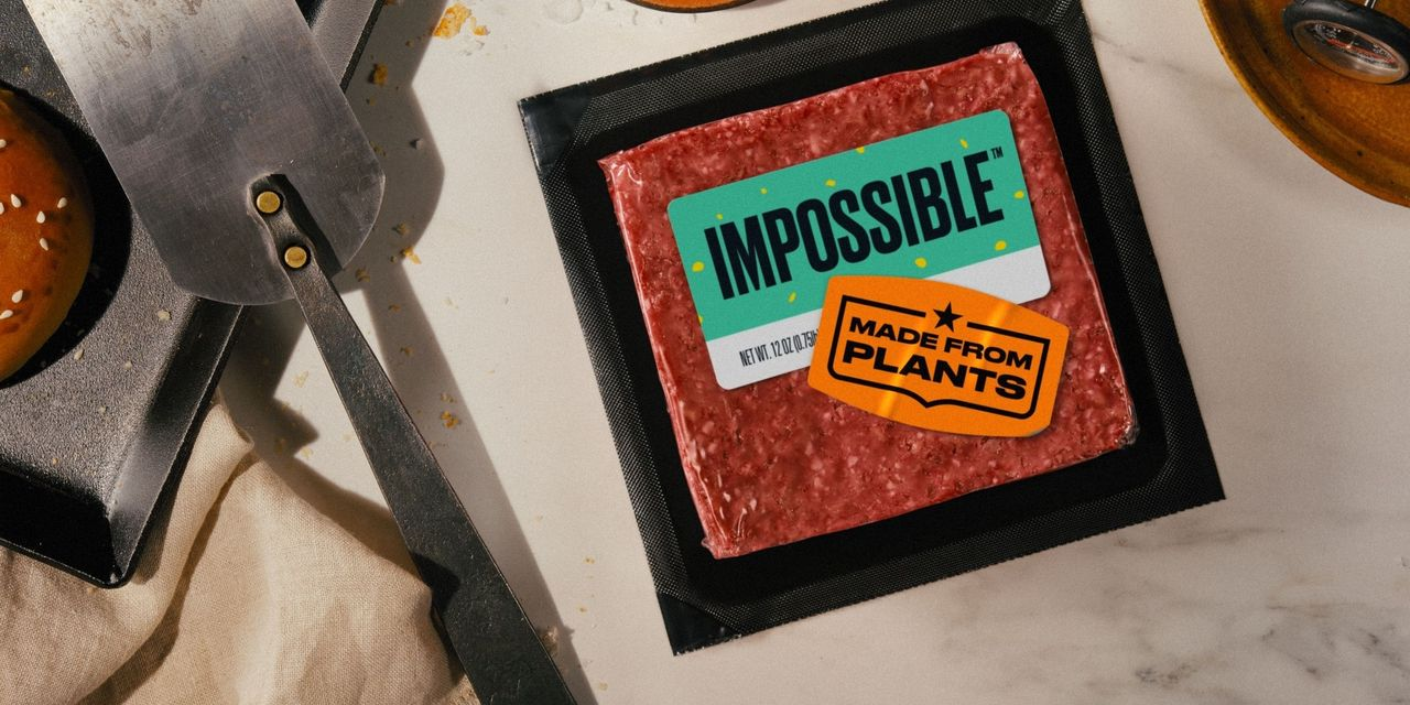 Impossible Foods prepping for $10 billion IPO: report  image