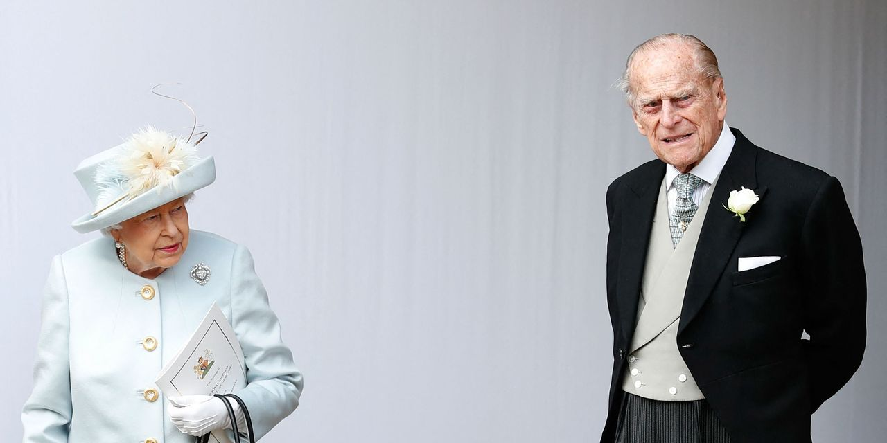 El príncipe Felipe, consorte de la reina Isabel II, falleció a los 99 años