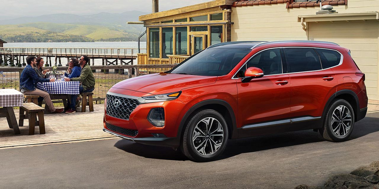 Why the 2021 Hyundai Santa Fe is one of the best cars of the year
