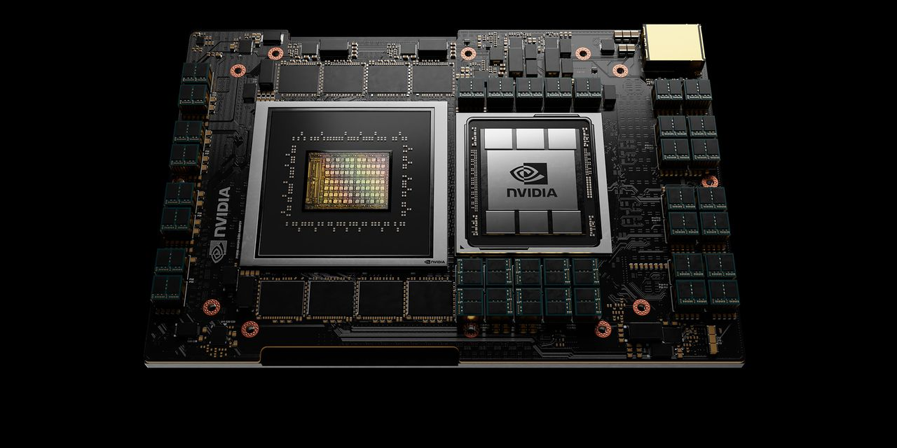 Nvidia stock hits record high as analysts laud plans for an Arm-based data-center CPU