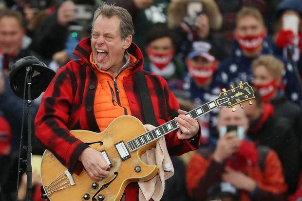Ted Nugent Tests Positive For Covid 19 I Thought I Was Dying Marketwatch