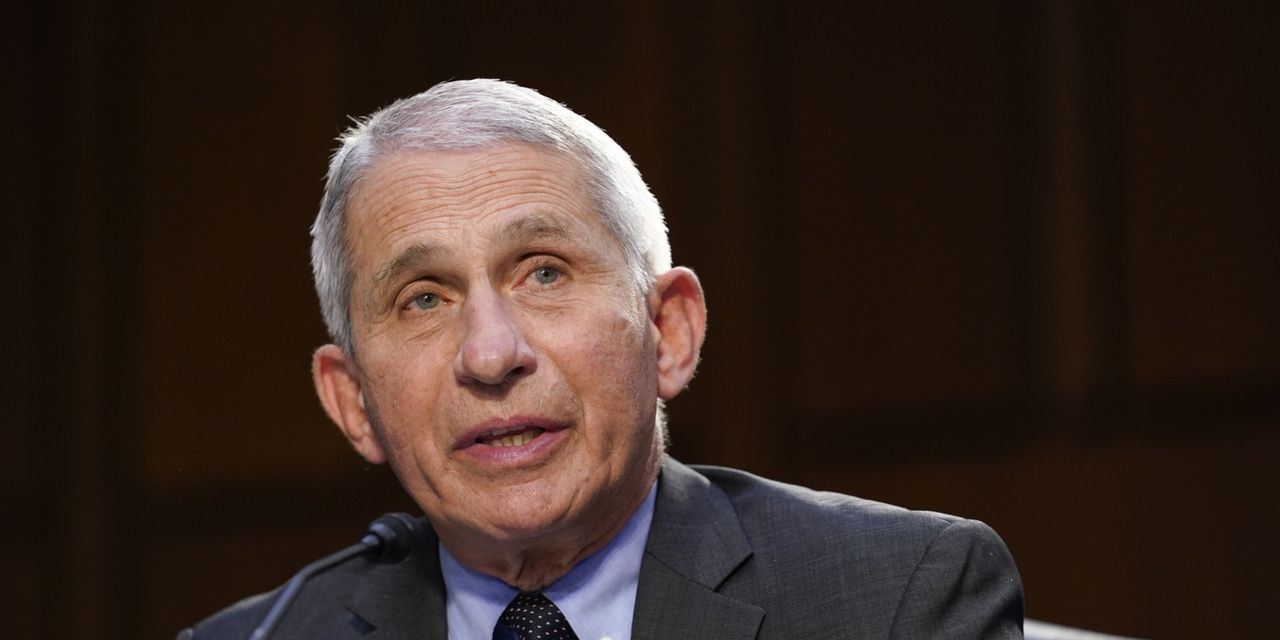 Fauci says U.S. is headed in 'wrong direction' on coronavirus