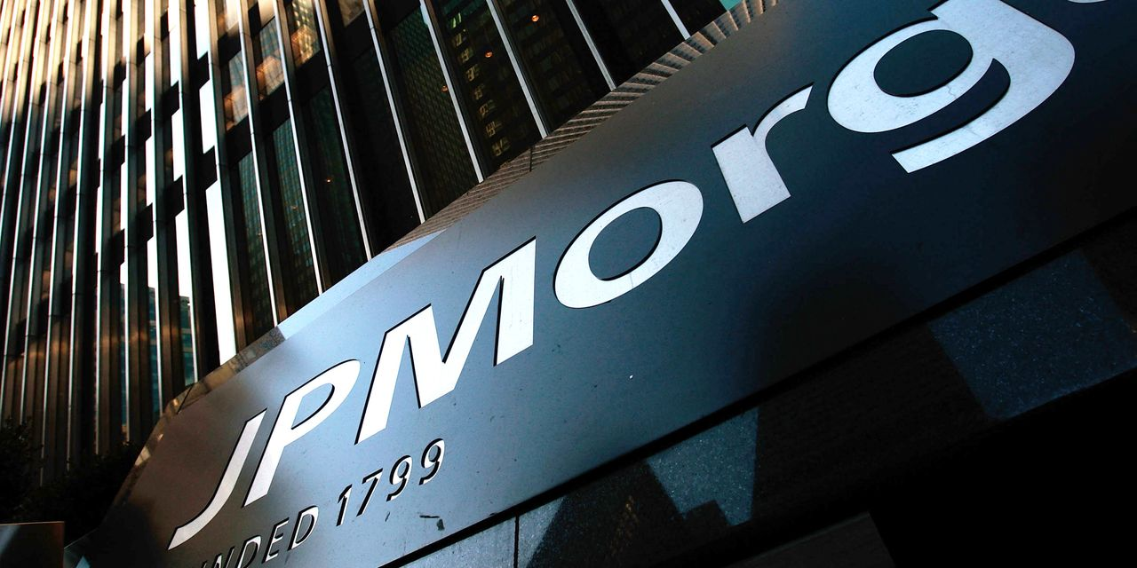 J.P. Morgan Chase, Goldman Sachs stock options imply bigger than usual post-earnings moves