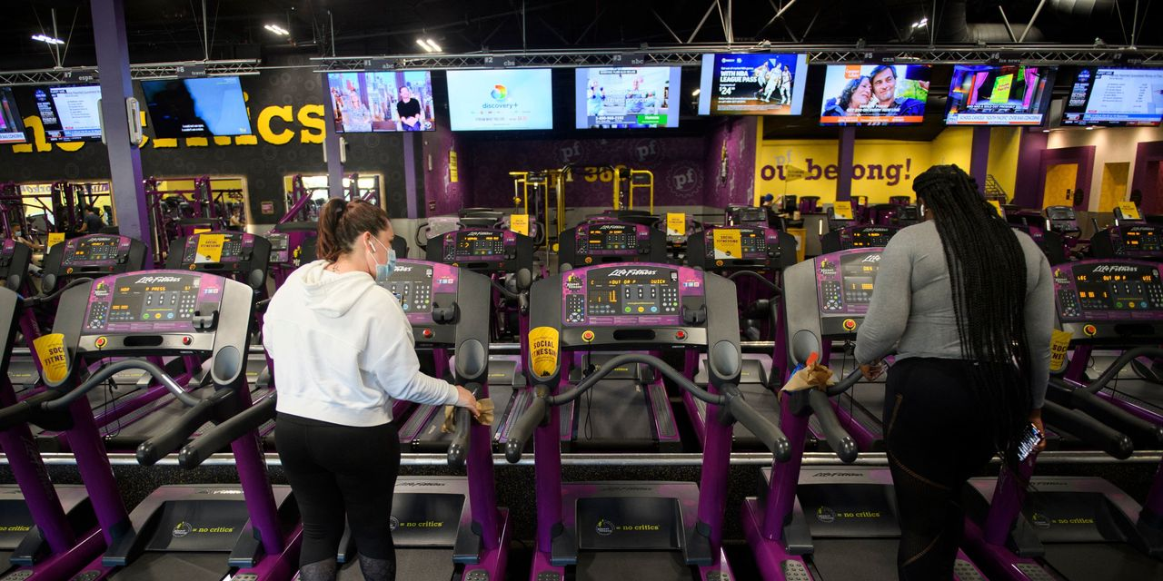 Gyms lobby for Washington aid, saying they're 'part of our health and fitness infrastructure'