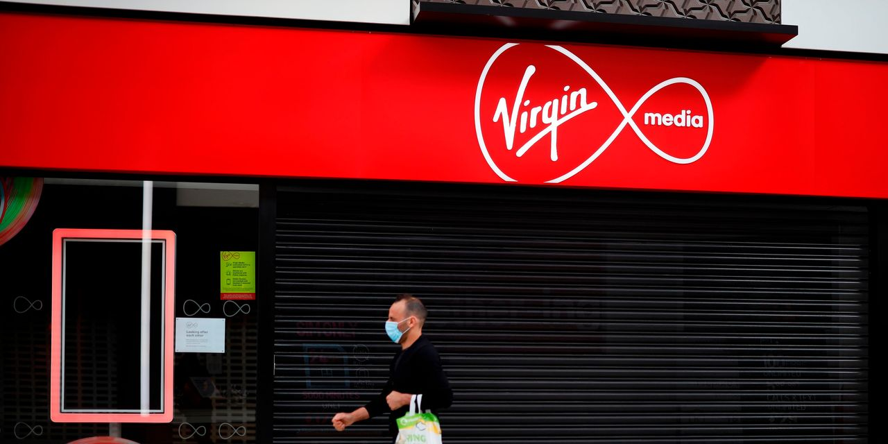Virgin Media and O2 $43.2 billion merger cleared by competition watchdog