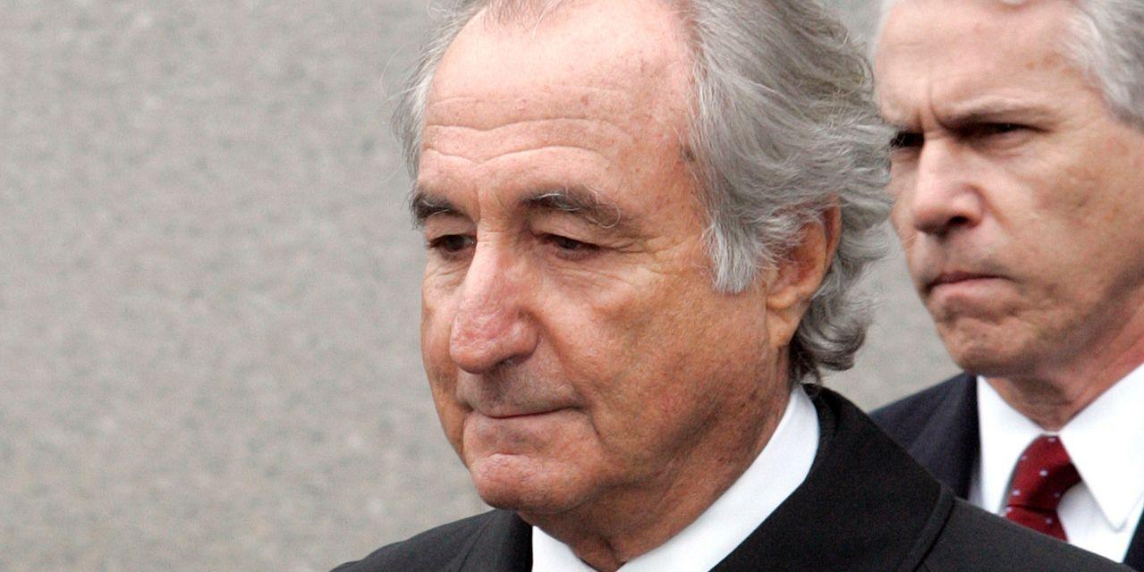 Ponzi schemer Bernie Madoff dies in prison