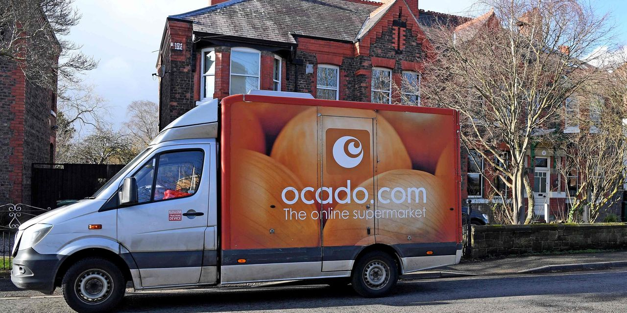 Kroger partner Ocado is on the road to robotic grocery delivery with autonomous-vehicle investment