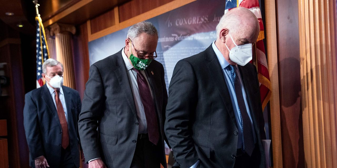 After year of pandemic, Capitol Hill slowly sees signs of return to normalcy