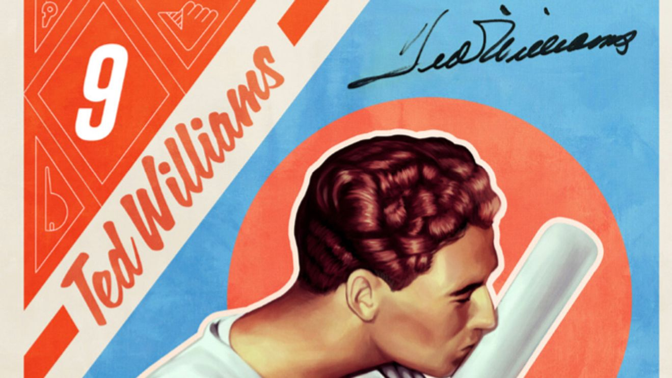Baseball Hall of Famer Ted Williams enters NFT market with card auction