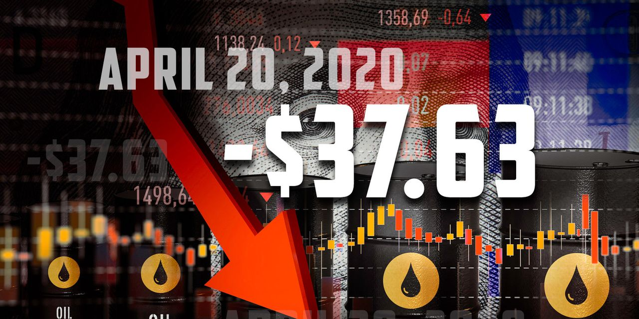 Oil prices went negative a year ago: Here's what traders have learned since