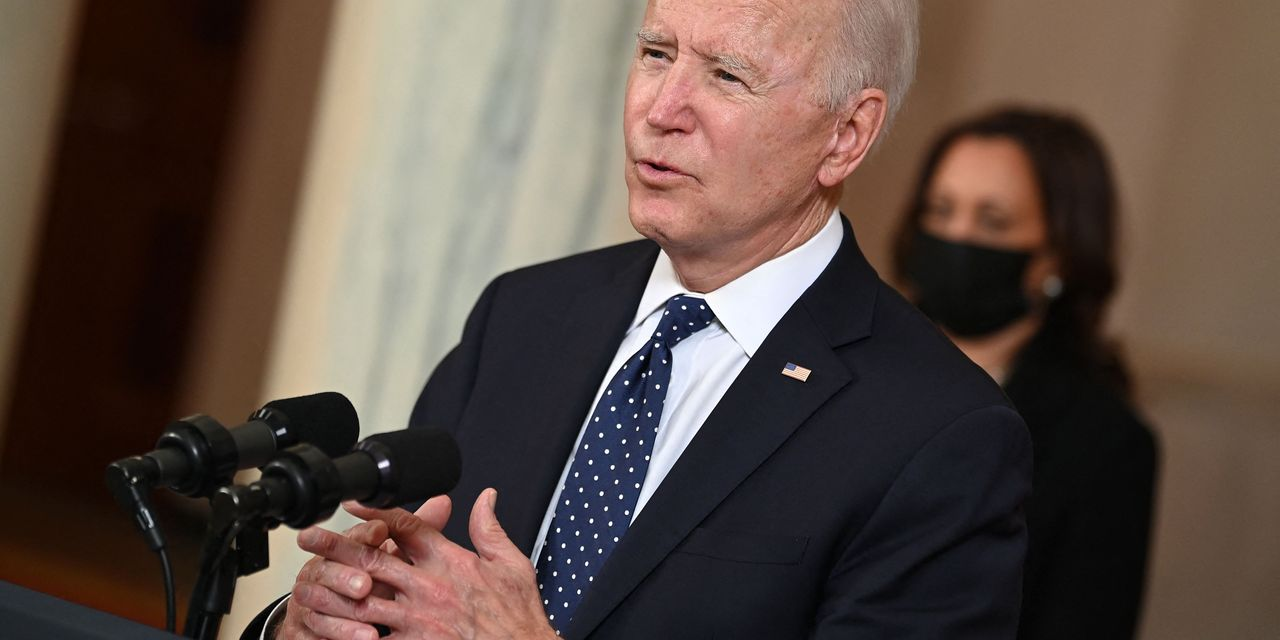 'This can be a moment of significant change': Biden, Harris call on Congress to act on police reform after Chauvin verdict