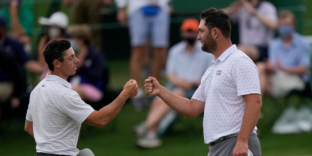 The 10 PGA golfers who are most popular off the course — based on Google searches and Nielsen Brand Rating — will split a $40 million bonus