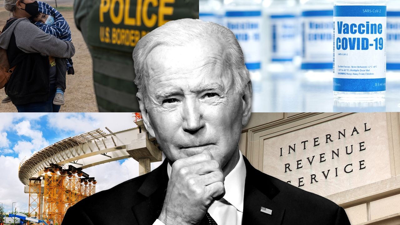 What has Biden gotten wrong in his first 100 days? Done right? Analysts sound off.