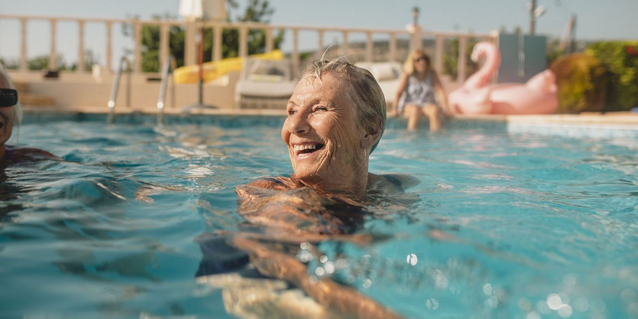 Opinion: Swimming might be the closest thing to a fountain of youth