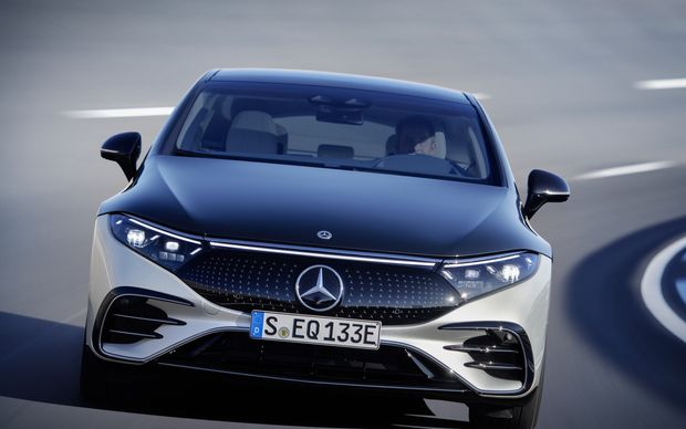 Opinion: Mercedes' new electric vehicles are loaded with luxury and technology