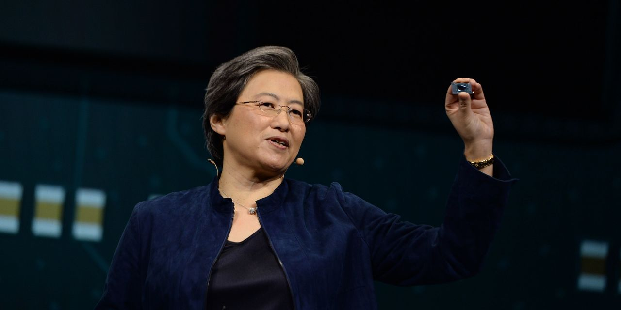 Hey Intel, AMD's CEO is also ready to 'fight for every socket,' while producing strong growth