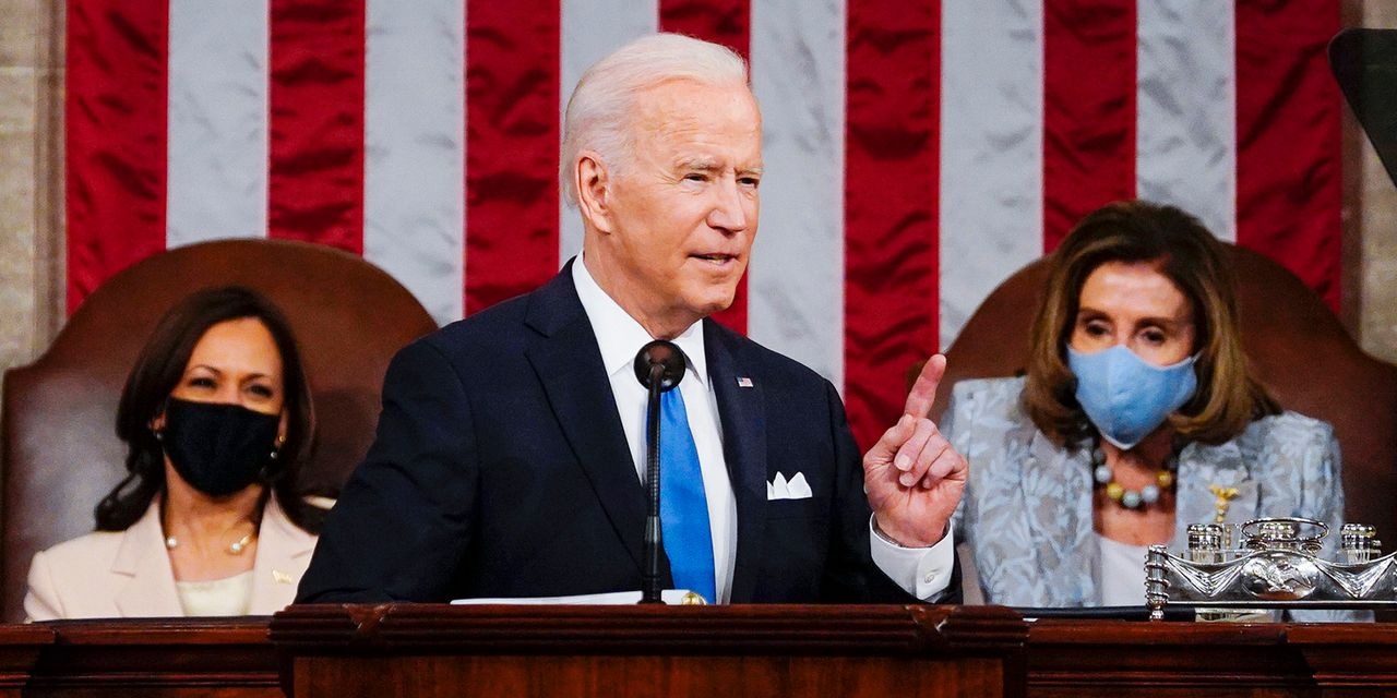 Opinion: Biden's plan to fully tax capital gains is good policy