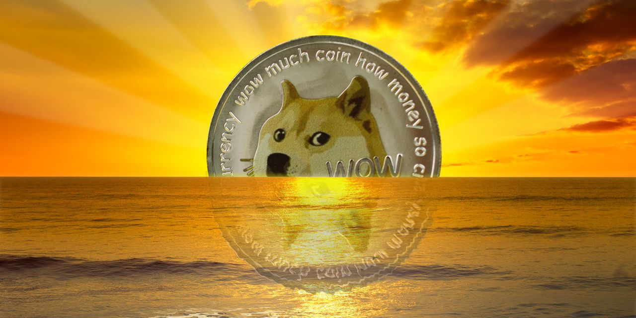 Why is dogecoin's price spiking—again? The crypto has surged 14,000% in 2021