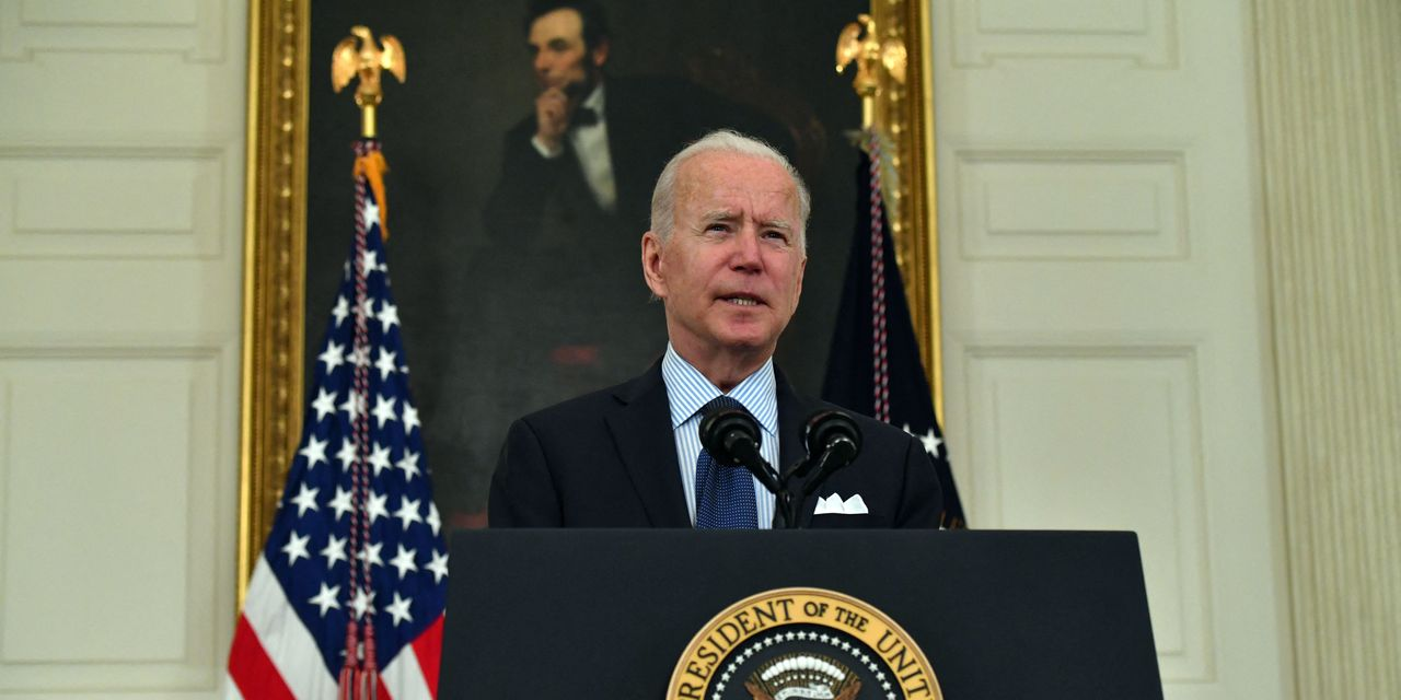 Biden aims for 70% of U.S. adults getting at least 1 vaccine dose by July 4