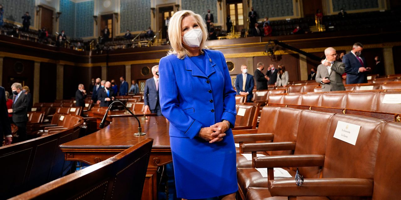 Liz Cheney could be 'toast' in fight over future of Republican Party