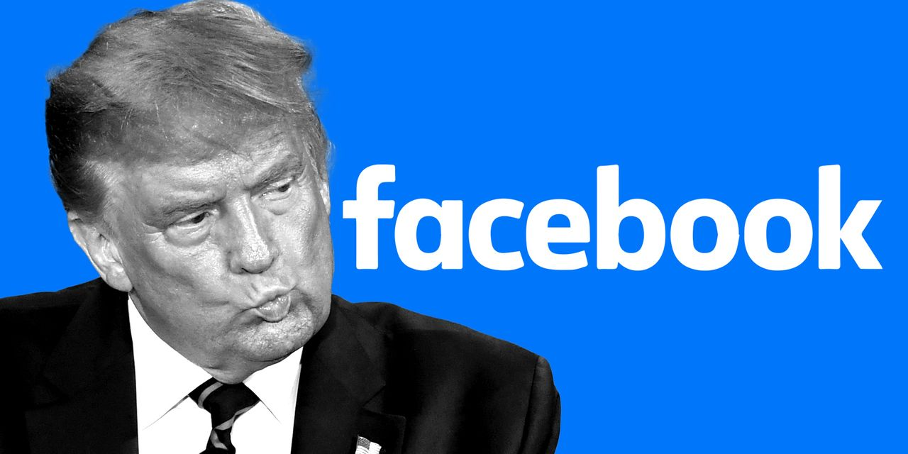 Facebook oversight board upholds ban on Trump's account but says company must clarify penalty
