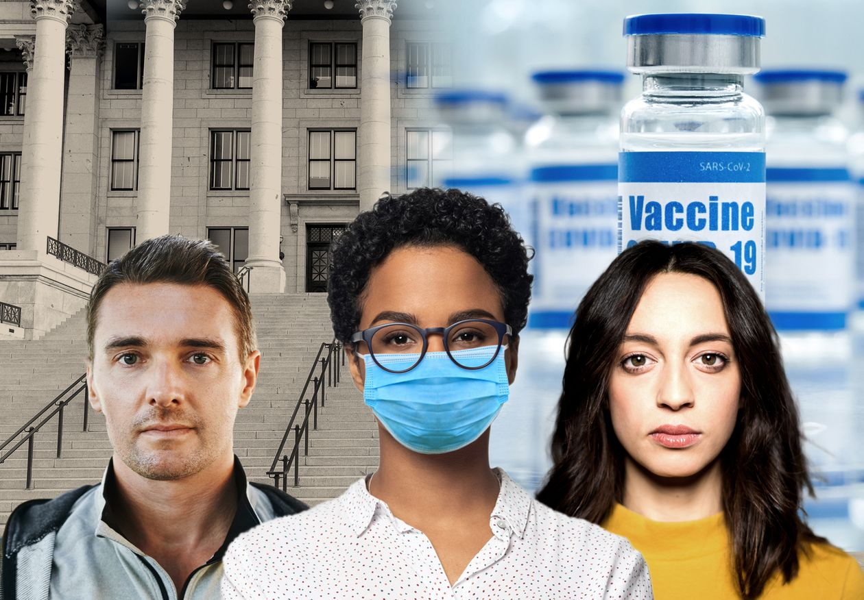 Can You Be Fired for Refusing to Get a Covid-19 Vaccine? America is About to Find Out.