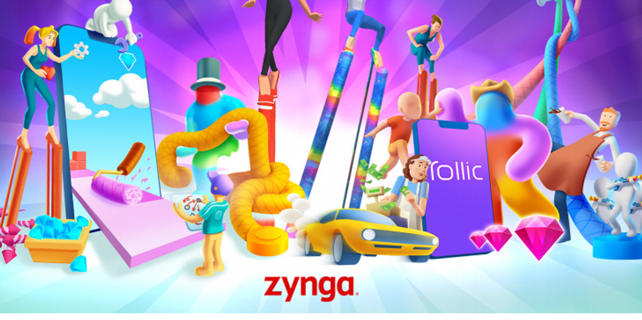 Zynga says more people are playing mobile games even as the pandemic ends, hikes forecast