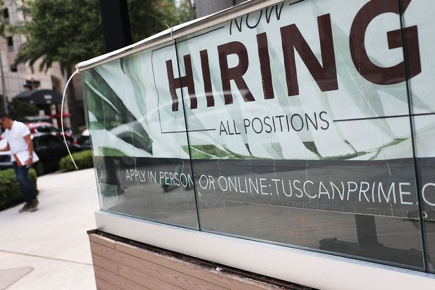 U.S. gains just 266,000 jobs in April 'in a huge disappointment' 2