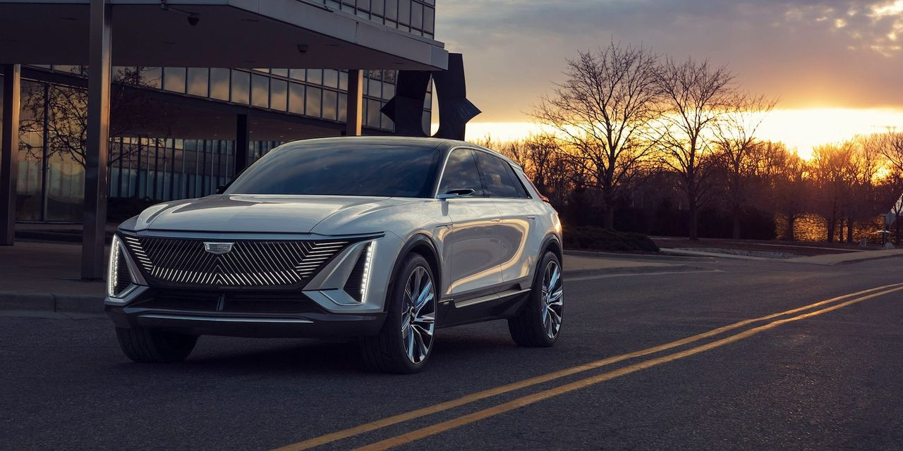 This new Cadillac model sold out in about 10 minutes