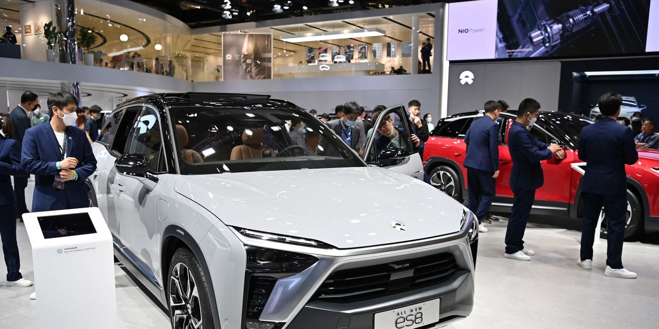Opinion: Should you buy Nio stock? The company may be light on profits, but it's heavy on momentum