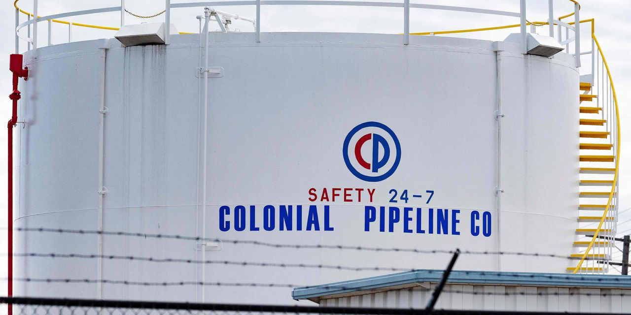 Here's what the shutdown of the Colonial Pipeline means for gas prices and energy markets